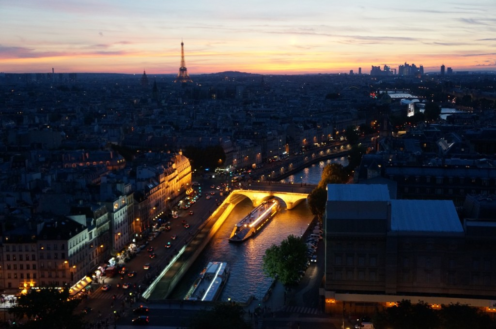 Follow this 24-hour Paris itinerary.