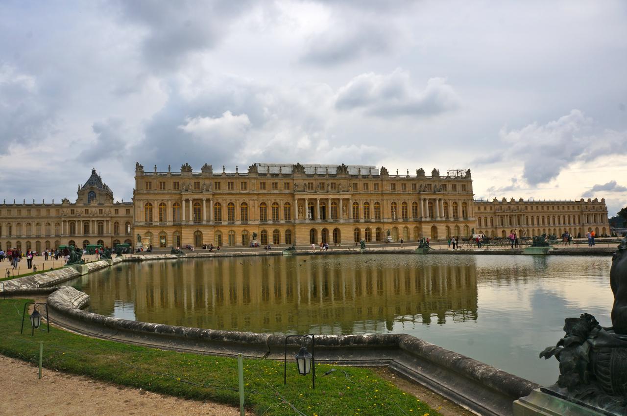 Chateau de versailles for Versailles paris