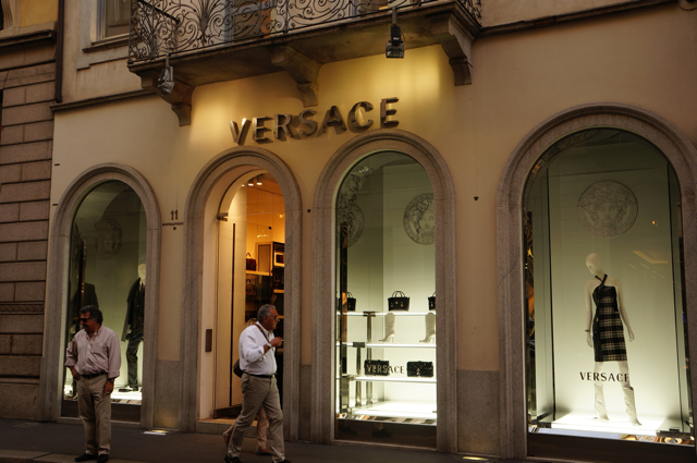 Visit the fashion district- one of the top five things to do in Milan.