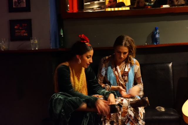 Something In Her Ramblings, a Madrid travel blog, discovers Flamenco in Madrid at Cardamomo Tablao Flamenco.