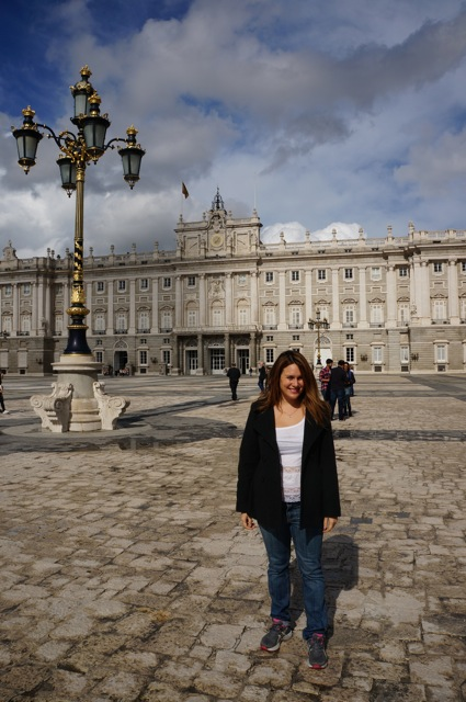 Things to see in Madrid: Royal Palace of Madrid