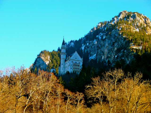 germany fairytale castles
