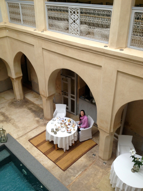 Where to stay in Marrakech, Morocco? Chose Riad Anayela.