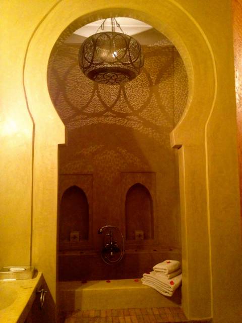 Where to stay in Marrakech, Morocco Riad Anayela