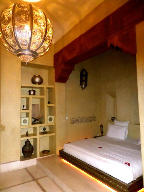 Where to stay in Marrakech, Morroco chose Riad Anayela