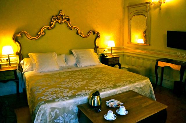 Hotel Casa 1800  in Granada, Spain.