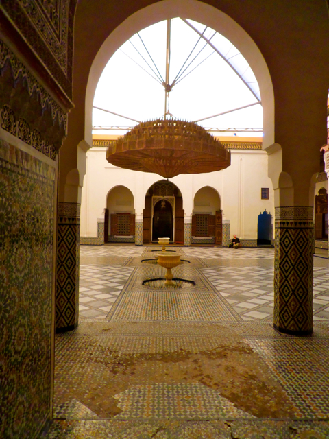 Mohammed shares his secrets of local Marrakech on a private tour.