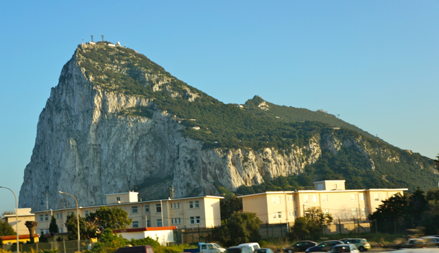One of the top 10 things to see on an Andalucía Road Trip is Gibraltar.