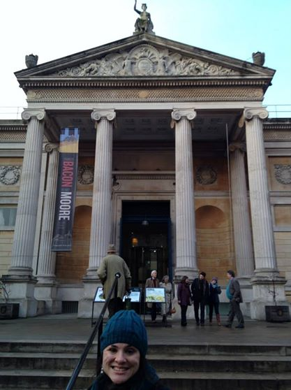 Top 10 Things to Do in Oxford, England.  Ashmolean Museum - photo of Michelle Philippon