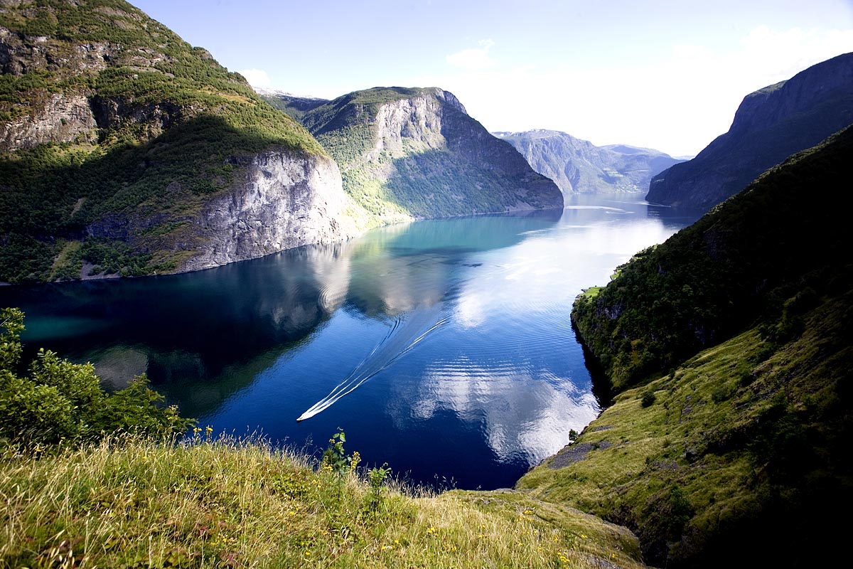 Aurlandsfjord -Paal Audestad-Fjord Tours