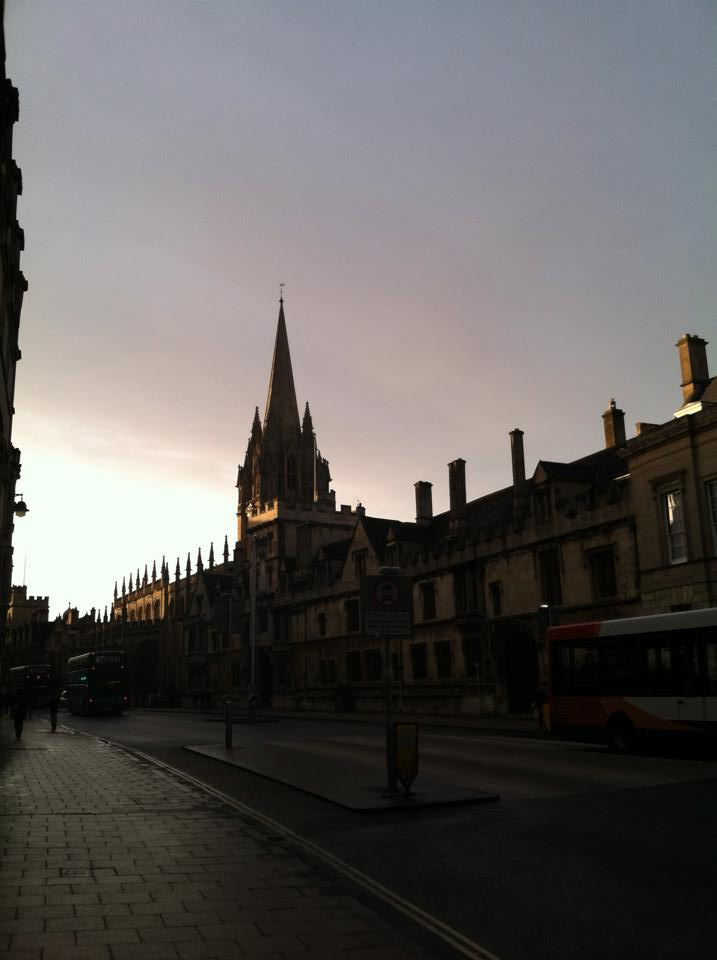 Top 10 Things to Do in Oxford, England.