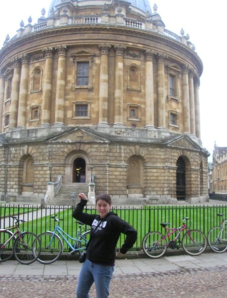 The Radcliffe Camera Top 10 Things to Do in Oxford, England.