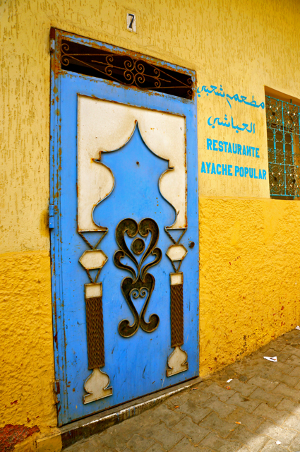 Day trip to Tangier, Morocco
