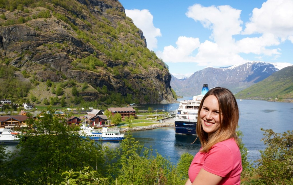 Norway is country number 30 for Lauren Salisbury of Something In Her Ramblings travel blog.