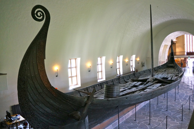 See a viking ship with the Oslo City Pass.