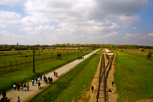 On the 70th Anniversary of Liberation of Auschwitz, a Reflection on the Power of Visiting