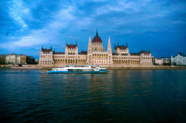 Cruising the Danube with Legenda Sightseeing Cruises