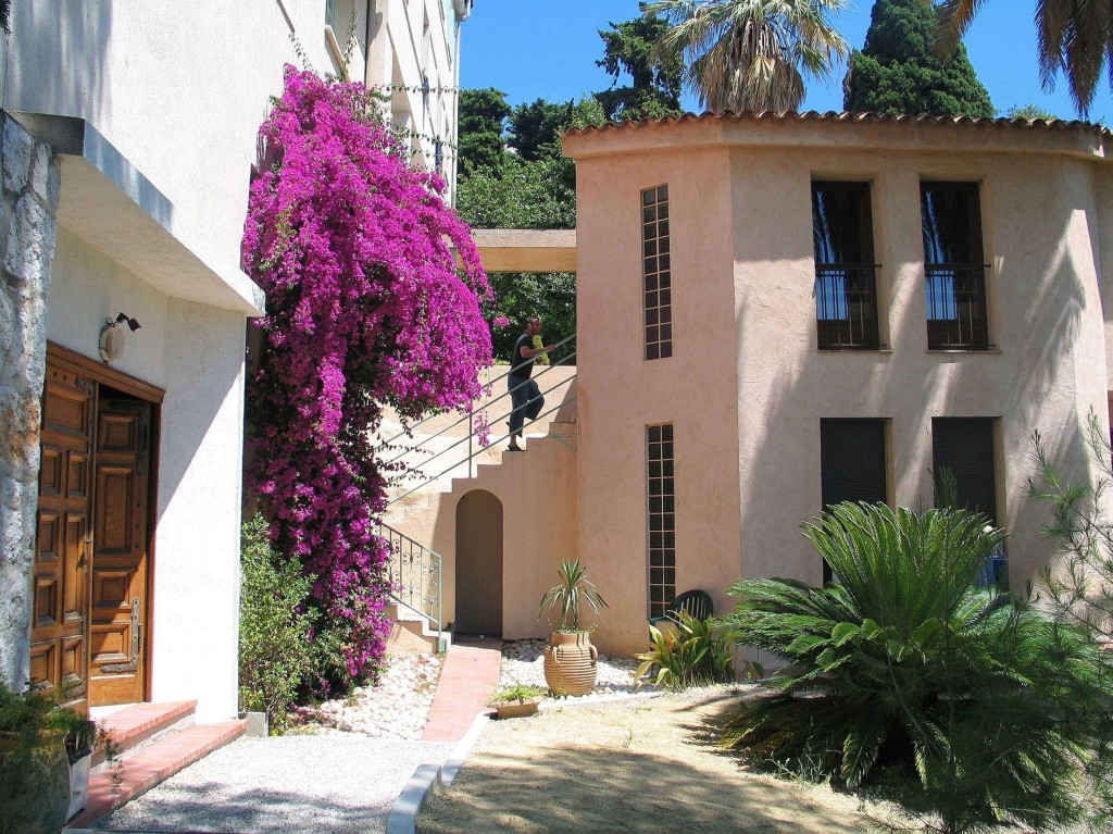 Surrounded By Gardens - Villa Saint Exupery Hostels in Nice