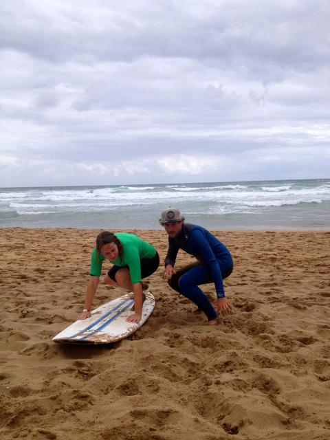 Surf in Spain at San Sebastian surf camp