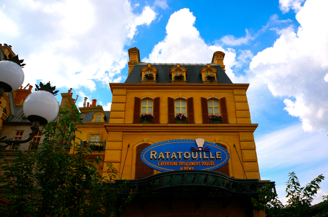 Ratatouille Land, Disneyland Paris
