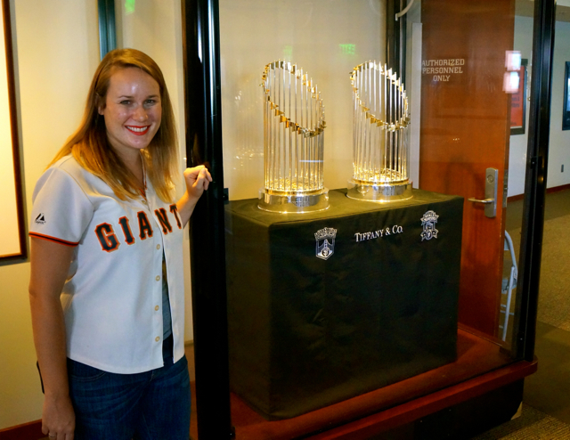 San Francisco Giants Ballpark Tour
