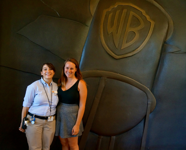 Warner Bros. VIP Studio Tour