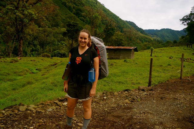 A Hike Through the Costa Rican Rainforest, Day Two