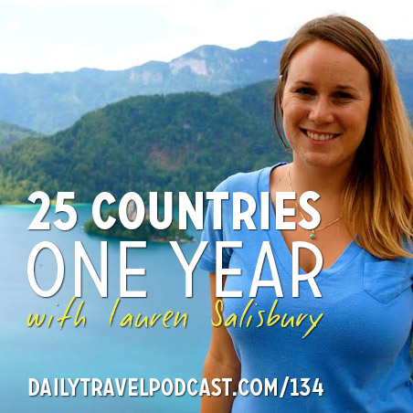lauren-salisbury on the Daily Travel Podcast