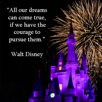 Disney Quote 2 Walt Birthday Quotes