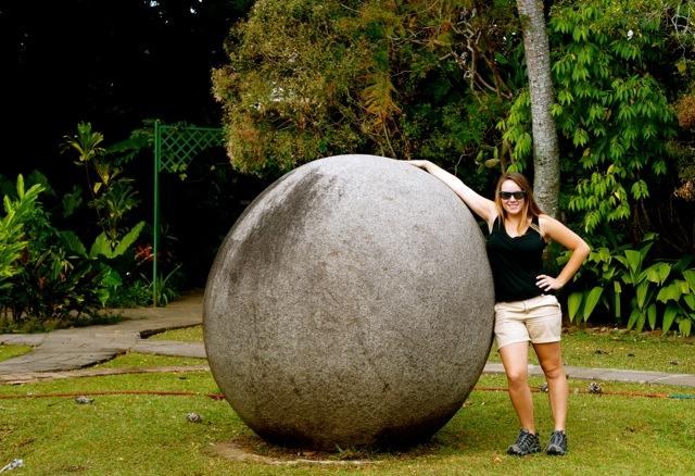 Costa Rica Stone Spheres