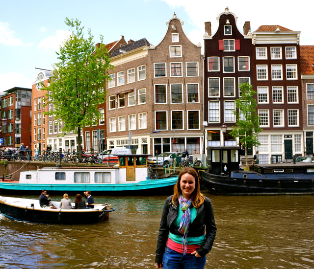 Lauren Salisbury discovers things to do in Amsterdam