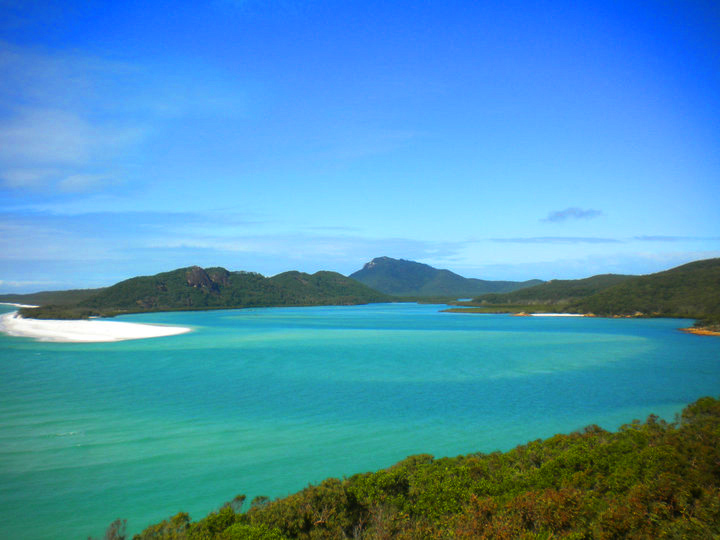 Solo Travel in the Whitsunday Islands Australia