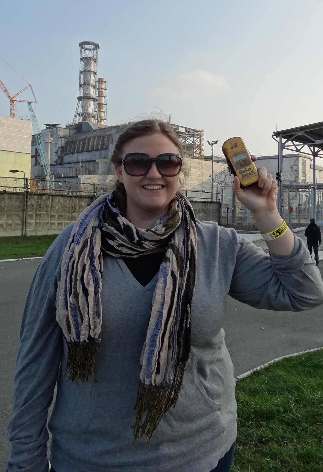 Solo Travel in Chernobyl