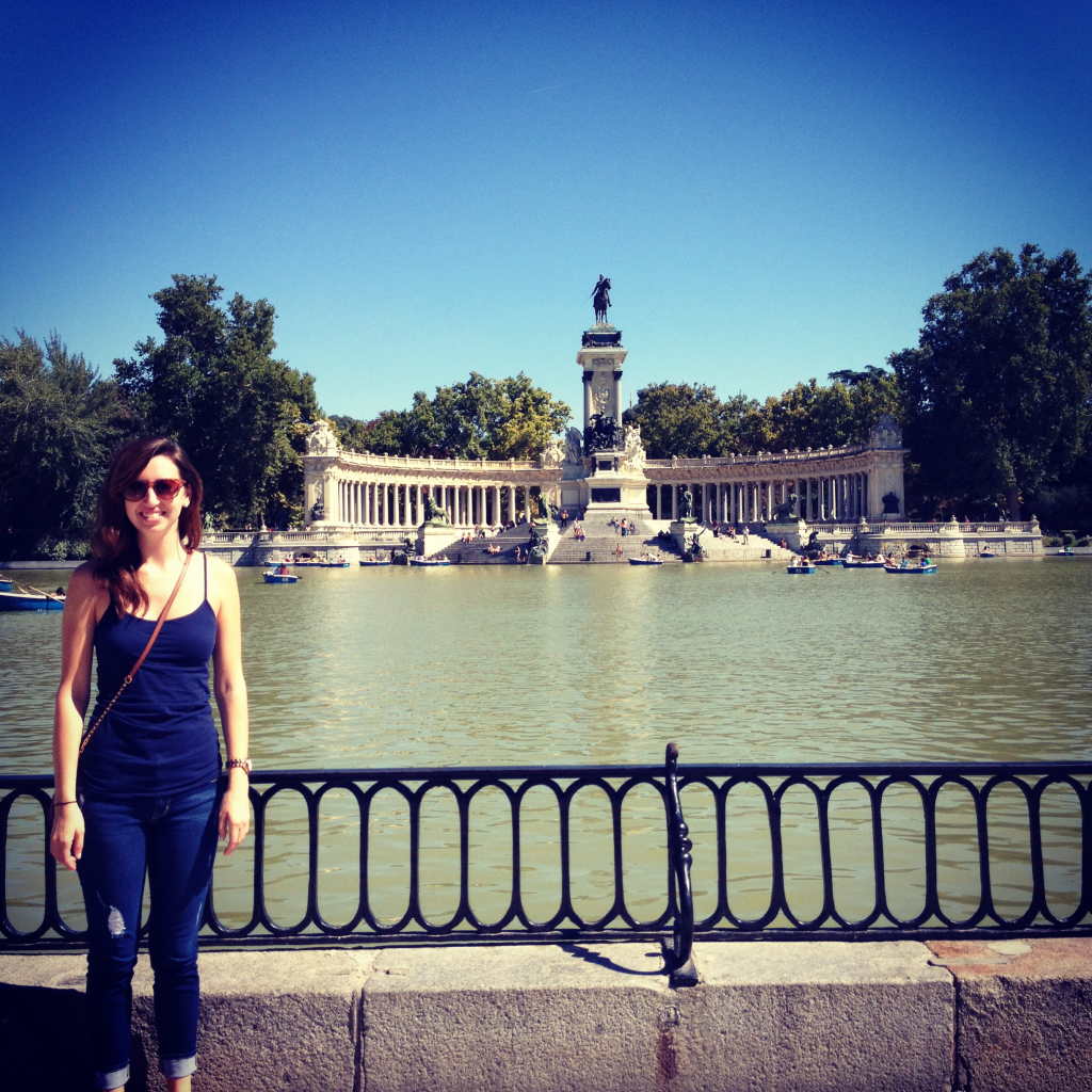 Madrid taught Emily to overcome hesitation to travel solo