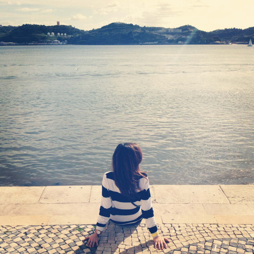 emily colman overcomes hesitation to travel alone