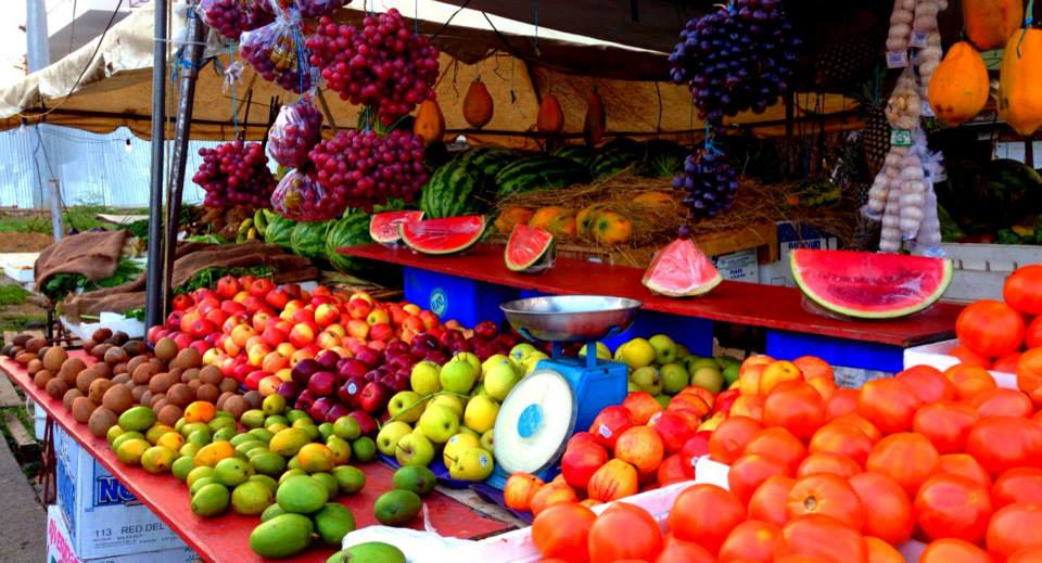 visit a local market on a solo trip to Trinidad and Tobago