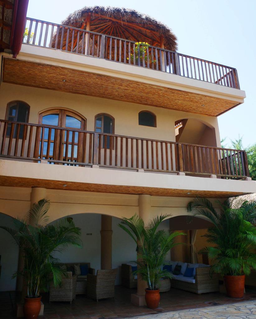 Casa Lucia hotel in granada Building Interior