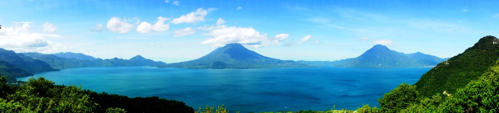 day tour of lake atitlan guatemala panorama