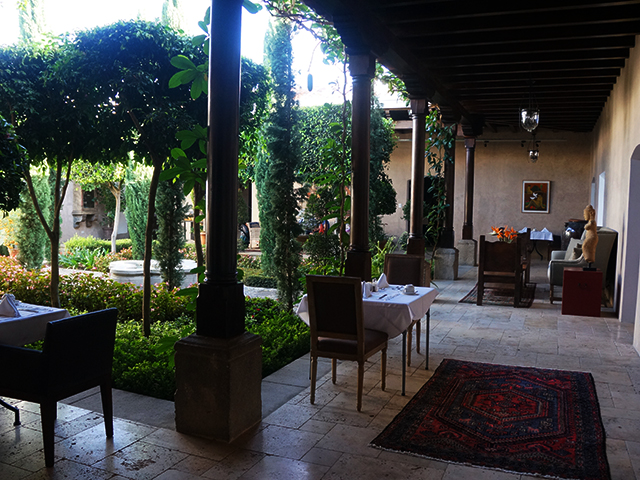 garden where to stay in antigua guatemala hotel san rafael