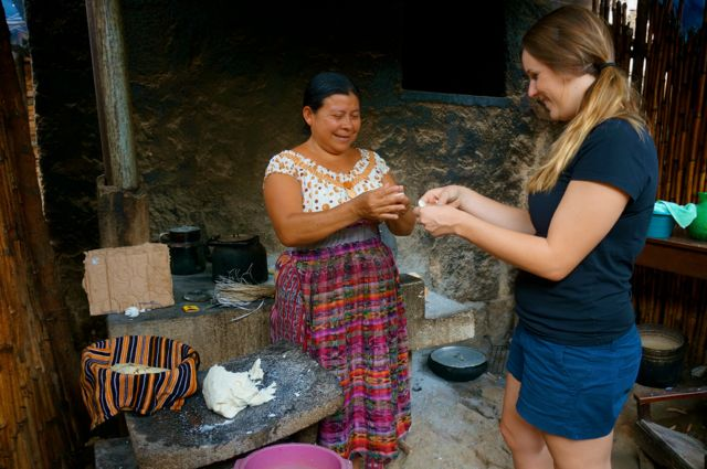 making tortillas with mayans best of guatemala in three days