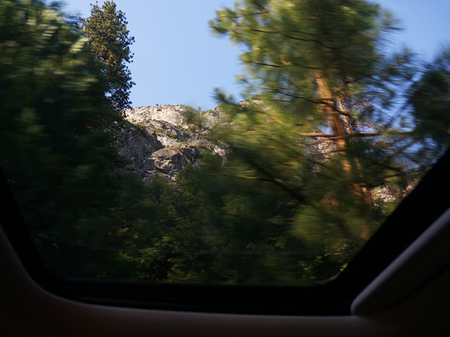 sunroofs help on a scenic california drive