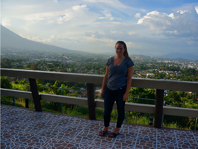 traveling alone in el salvador- the mirador municipal