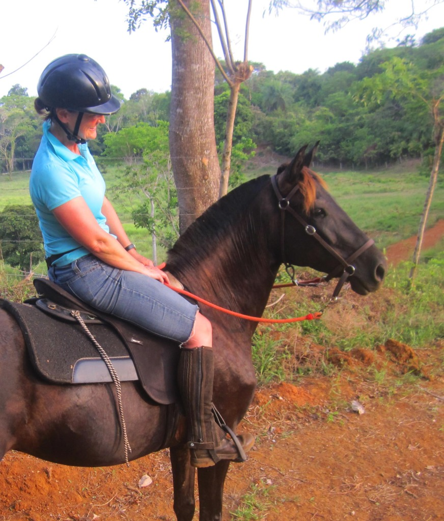 women who travel solo horseback riding vacations around the world