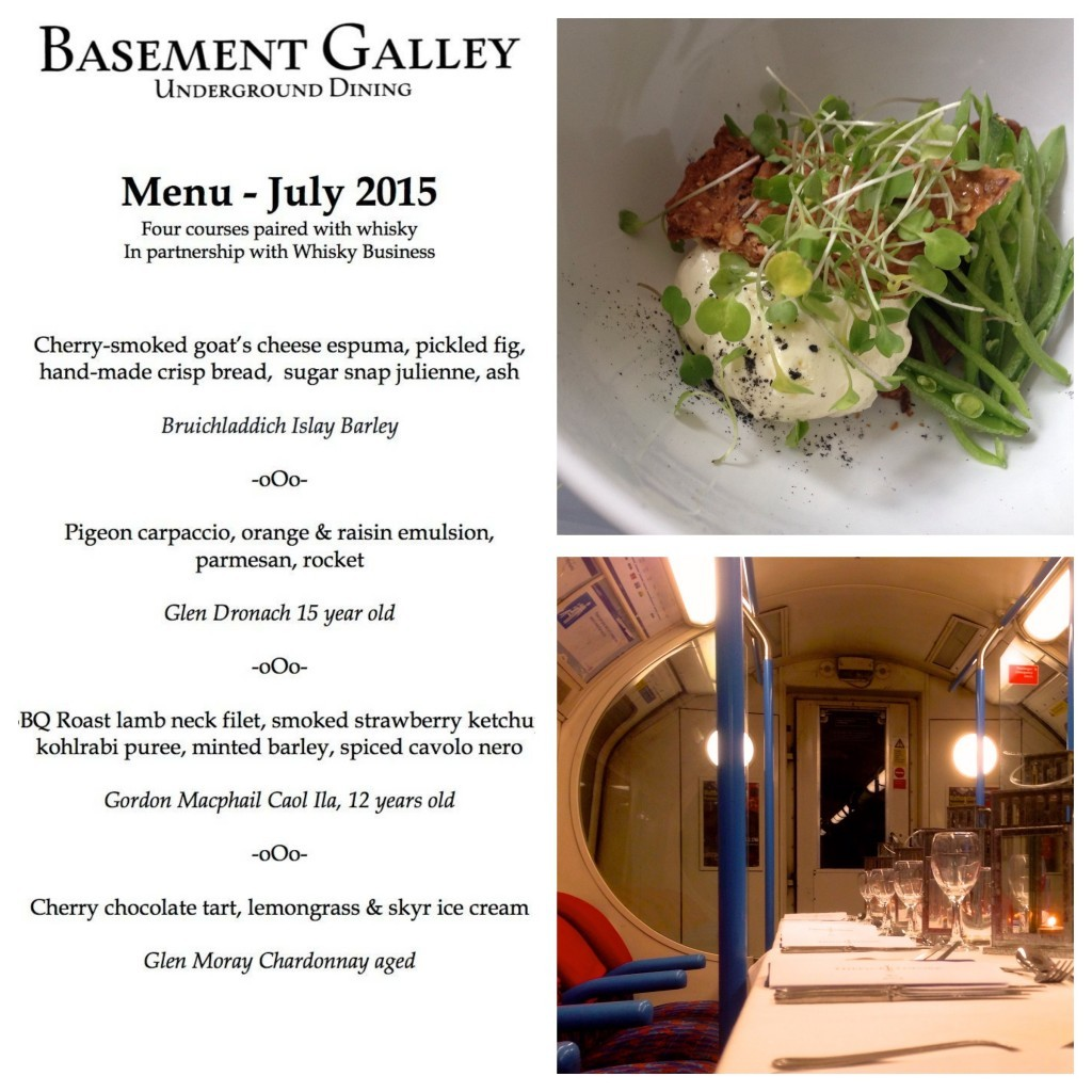 Best Places to Dine Solo in the UK the basement galley