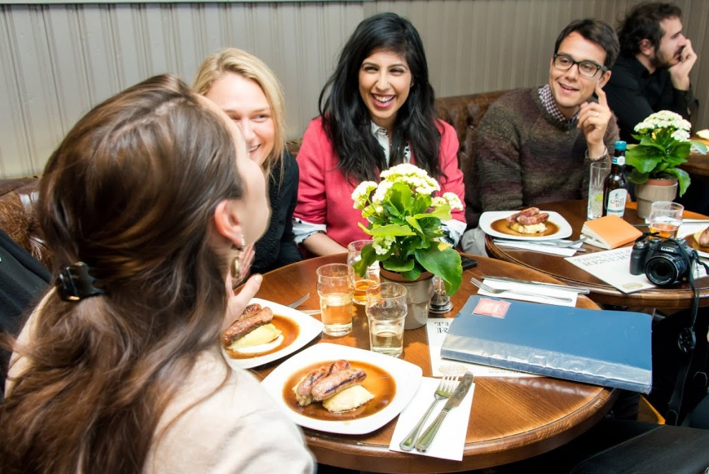 London Eating Tours Best Places to Dine Solo in the UK