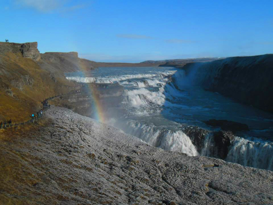 Traveling Alone in Iceland- golden circle