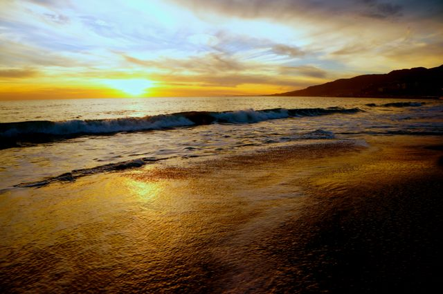 top 5 southern california beaches santa monica