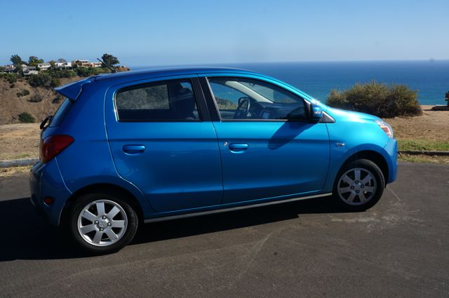 top 5 southern california beaches to drive to in the mitsubishi mirage