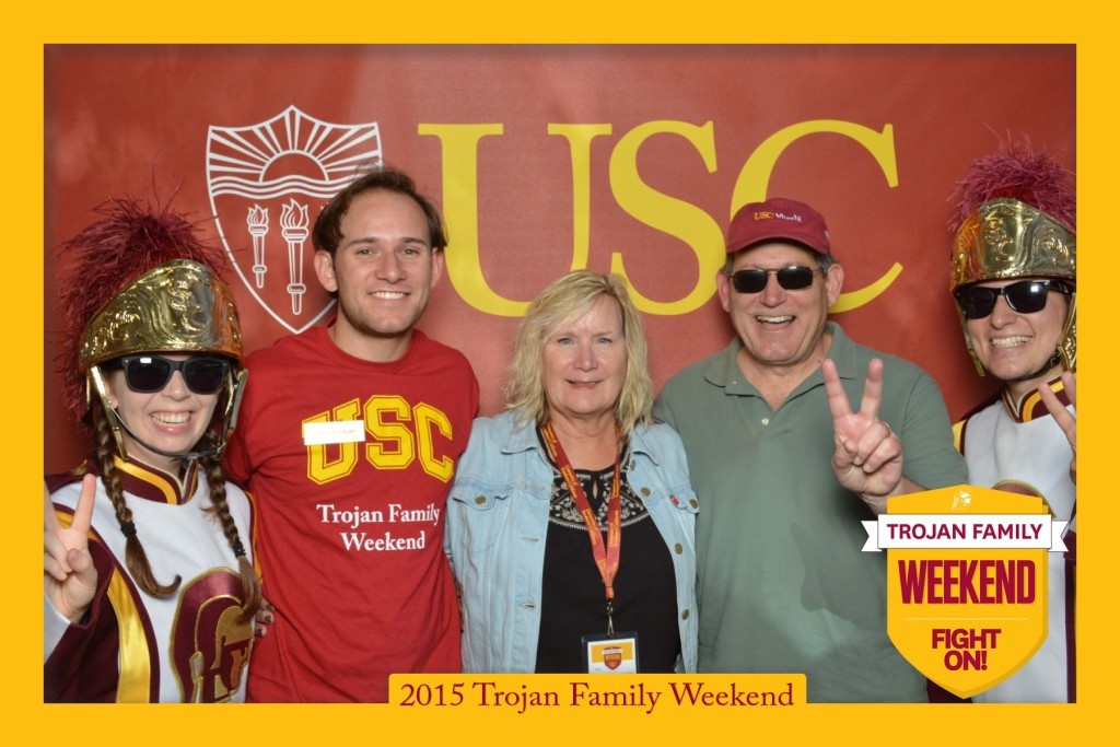 USC Trojan Family Weekend