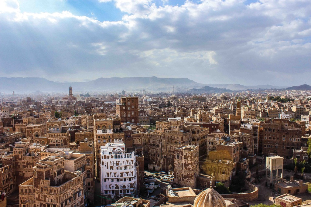 solo travel in Yemen city